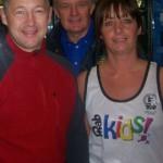 Jim Hodgens, Greg Hopkins, Elaine McKee