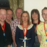 Belfast Marathon Finishers