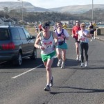 Greg Hopkins at Larne Half Marathon 2010