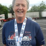 Eileen Stewart at Liverpool Rock n' Roll Half