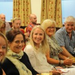 Members of CAH at the 2014 AGM