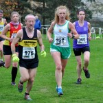 Christine Murray at Bobby Rea Cross Country at Jordanstown