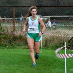 Christine Murray at Springwell Cross Country