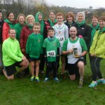 County Antrim Harriers at the McConnell Shield