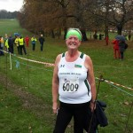 Eileen Stewart representing NI at the British Masters in Nottingham