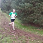 Glenn Smart at Springwell Cross Country