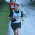 Irene Downey at Tollymore Half