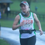 Paula McMaster at the Tollymore Half