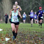 Christine Murray at North West Cross Country