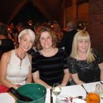 Liz Cahill, Agnes Allen and Diane Audley