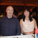 Nigel Hamilton and Lindsay Kennedy