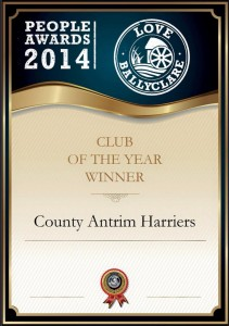 Club of the Year 2014