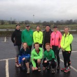 CAH's New Year's Eve Cross Country Run at Mallusk Playing Fields