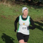 Irene Downey at Moira Cross Country