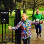 Kim Gleave at Run Forest Kilboney 10k