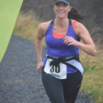 Natalie Davidson at Race Over The Glens