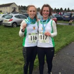 Jennifer and Lyn Hardie at Gosford 10K