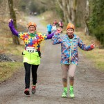 Marion Morrow and Kim Gleave at The Castlewellan 10K (2)