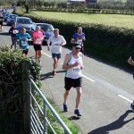 Randall Smyth at Larne Half Marathon