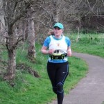 Shelley Boyle at Ballymena Belles Five Miler