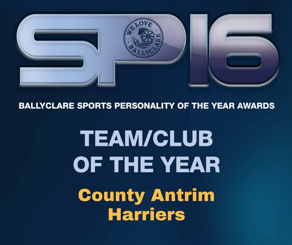Club of the Year 2016