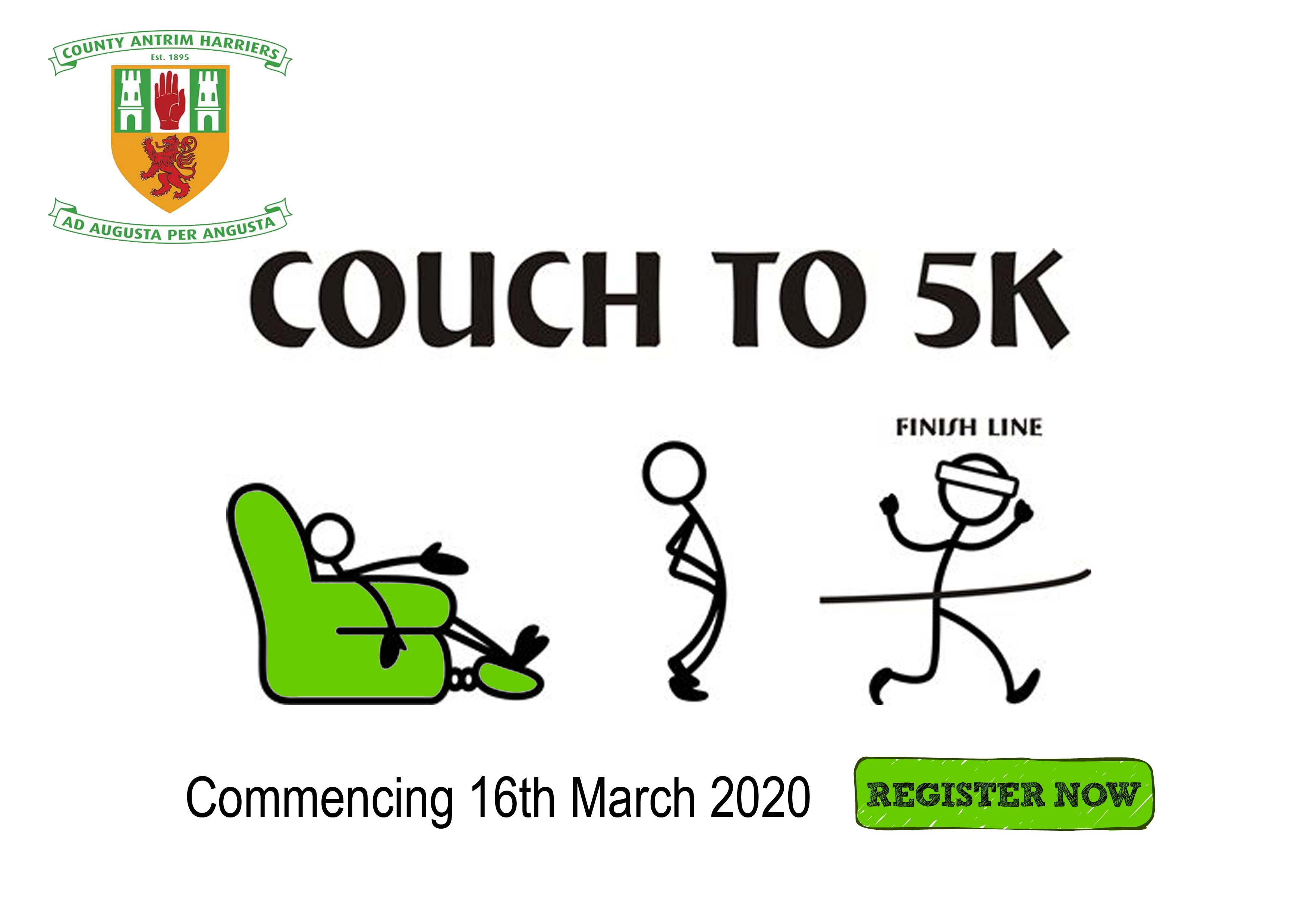 C25K Race/5K fun run 2020